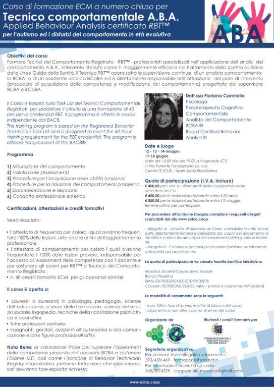 Tecnico-comportamentale-A.B.A.-certificato-RBT™---Corso-di-formazione